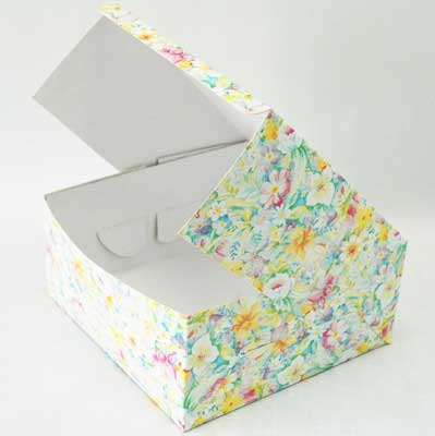 Paper Cake Box Exporter