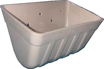 A-Type Plastic Elevator Buckets