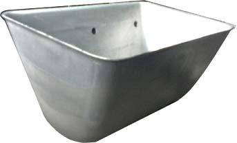 A-Type Seamless Steel Elevator Buckets