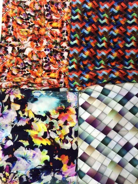 Digital Printed Viscose Fabric