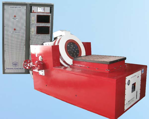 Medium Force Series Electrodynamic Vibration Shaker System