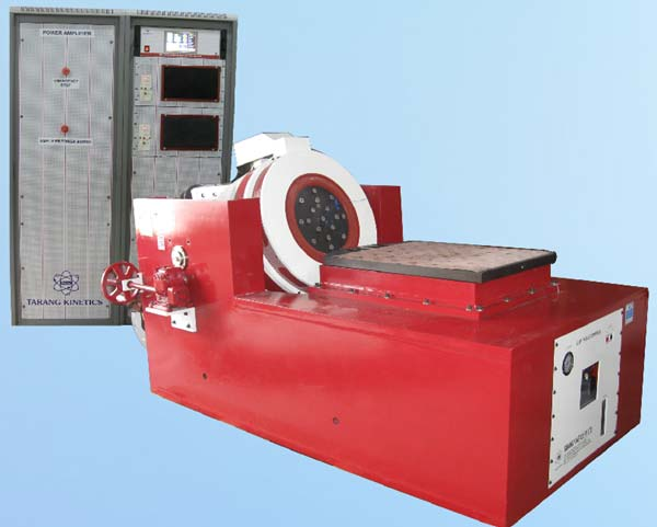 Low Force Series Electrodynamic Vibration Shaker System