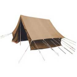 Double fly tent double fly relief tent manufacturers for Canvas tent fly