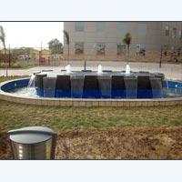 Water Sheet Fountain 01