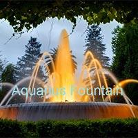 Water Sheet Fountain 03