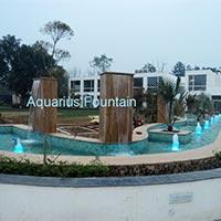 Water Sheet Fountain 05