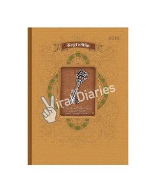 Key To Win Diary