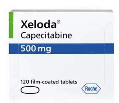 Xeloda 500mg Price In Usa