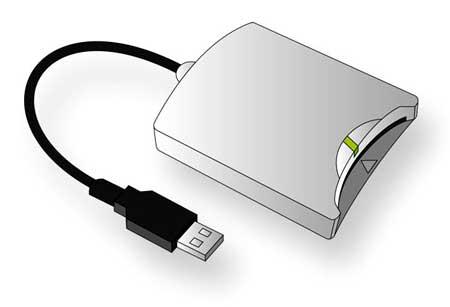 Eid smart card reader