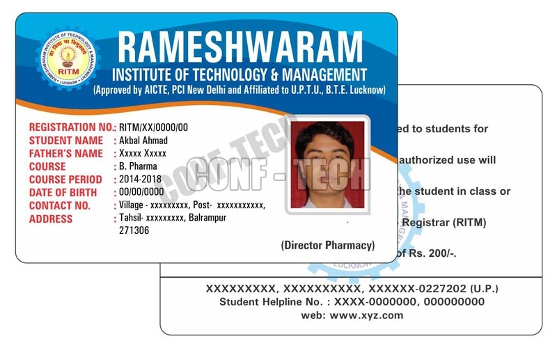 College ID Cards