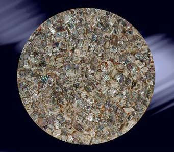 Mother of Pearl and Semi Precious Stone Table Tops