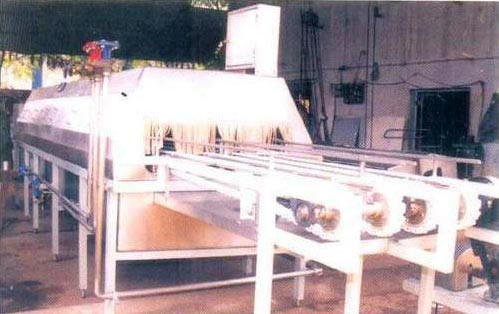 Flat Type Crate Washer