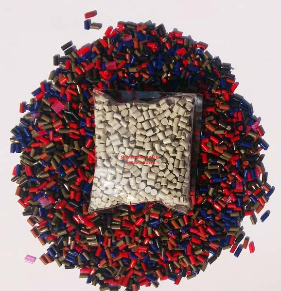 Multi Colored ABS Granules