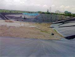 HDPE Textured Geomembrane Liners