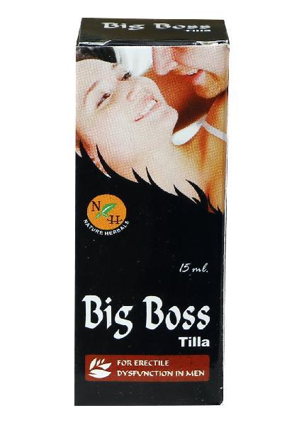 Big Boss Erectile Dysfunction Tilla 01