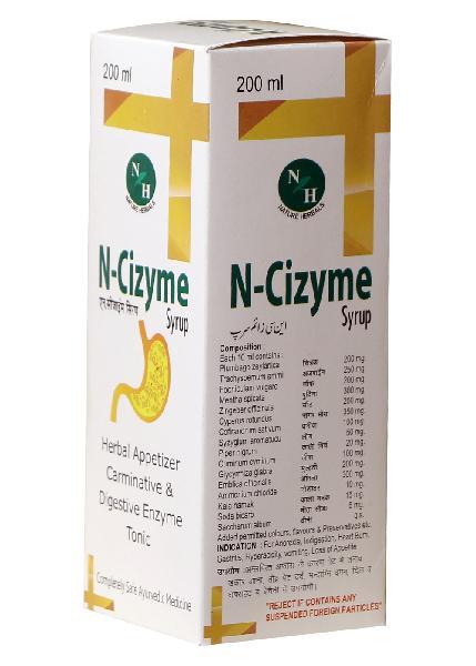 N-Cizyme Syrup 02