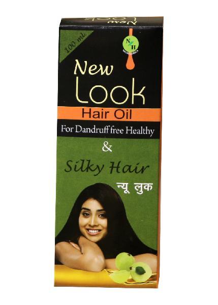 New Look Hair Oil 01