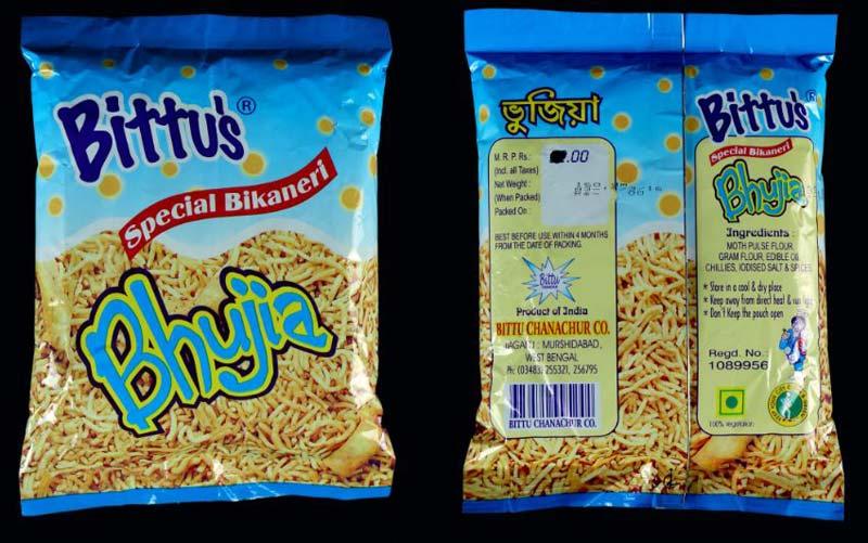 Bittu's Bikaneri Bhujia