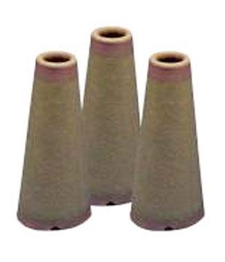 Cardboard craft cones white cardboard cones cardboard for Cardboard cones for crafts