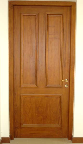 Wooden single doors wooden single entry doors single wood for Single door design