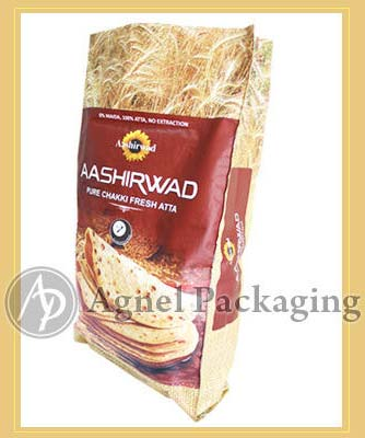Wheat Flour Sacks