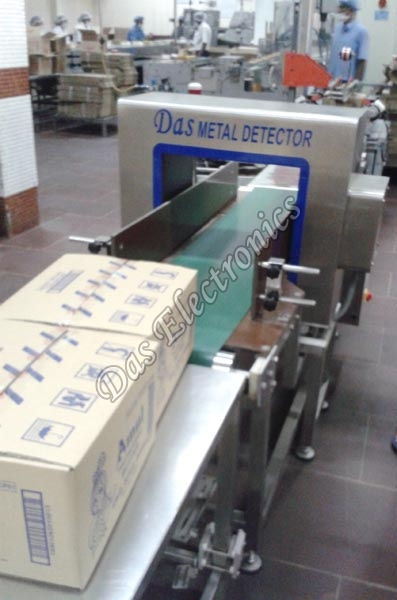 Dairy Products Metal Detector