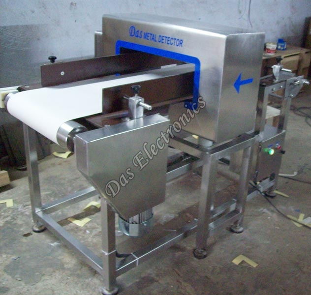 Frozen Food Industry Metal Detector