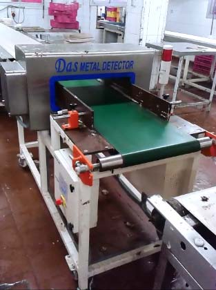 Metal Inspection System