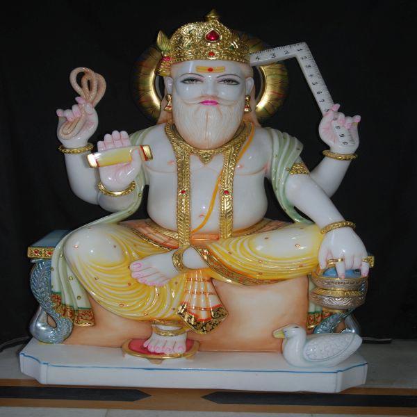 Vishwakarma Bhagwan Statues Lord Vishwakarma Statue