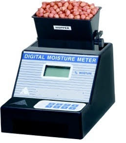 Portable Digital Moisture Meter