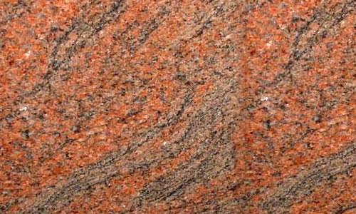 Red Granite Colors : Red multicolor granite slabs multi color