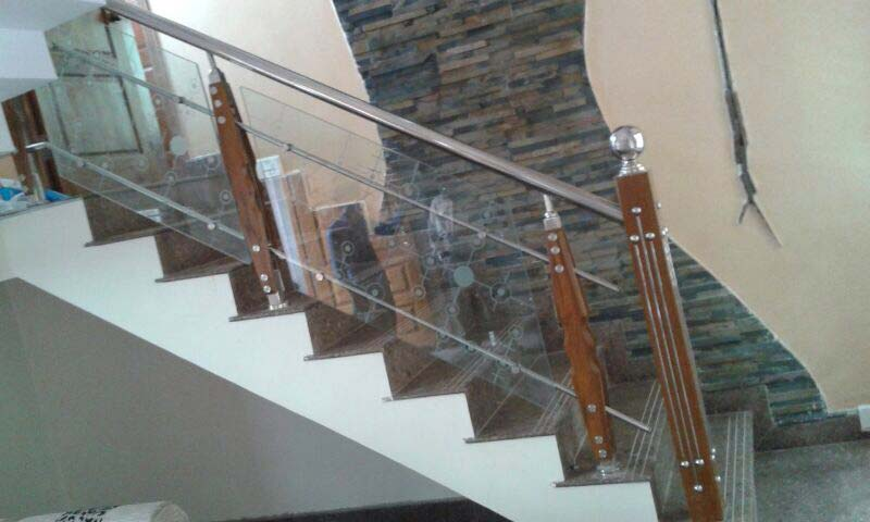 Stainless steel manufacturer stainless steel supplier and for Ss glass railing images