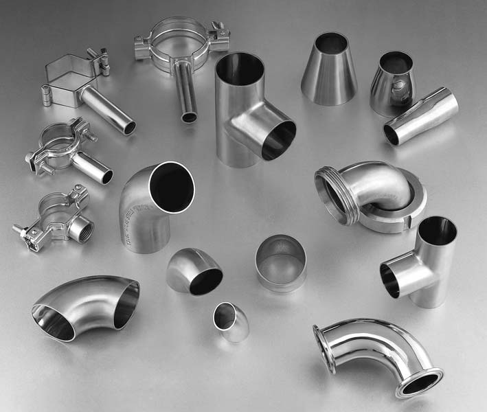 Stainless steel pipe fittings ss