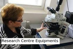Research Centre Equipment