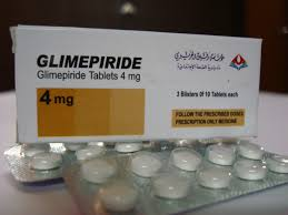 Glimepiride Combiantion Tablets 01