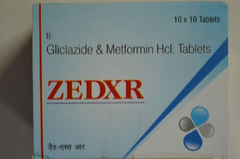 Glimepiride Combiantion Tablets 04