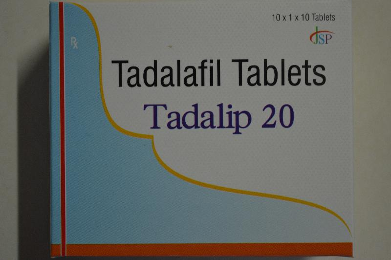 Tadalip Tablets