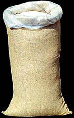 Double Warp Jute Nitrate Bag