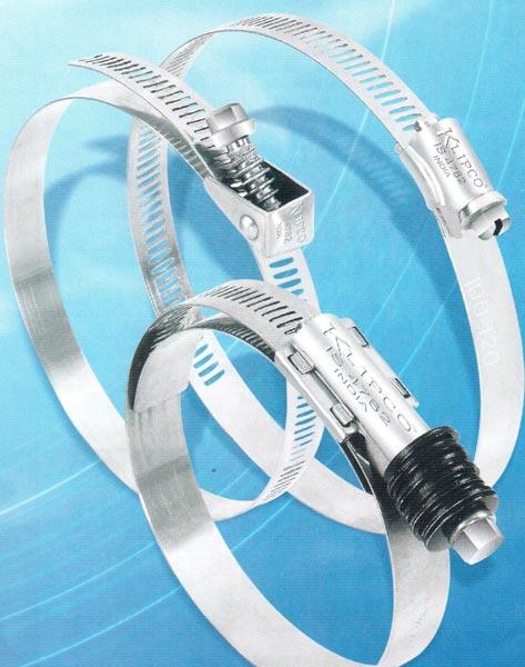 Klipco hose clamp exporters suppliers