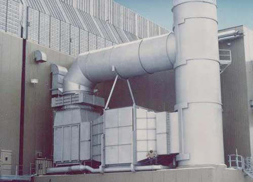Waste Heat Recovery Power Plant