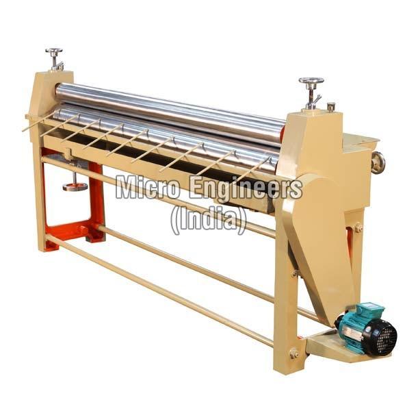 Corrugated Sheet Pasting Machine