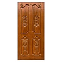 Teak Wood Door (TW 2)