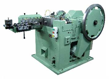 Wire Nail Making Machine(Model P2E-P3E-P4E)