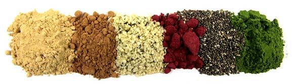 Ayurvedic Herb Powders