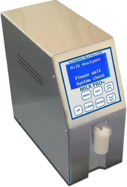 Ultrasonic Milk Analyzer (Milk Pro Plus Serise)
