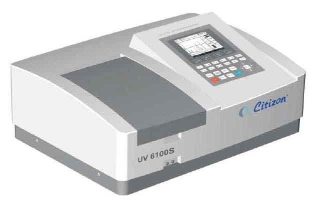 UV-VIS Spectrometer (UV - 6100S)
