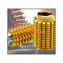 Spur and Helical Gear Hobs