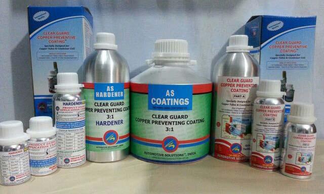 Copper Preventive Coatings