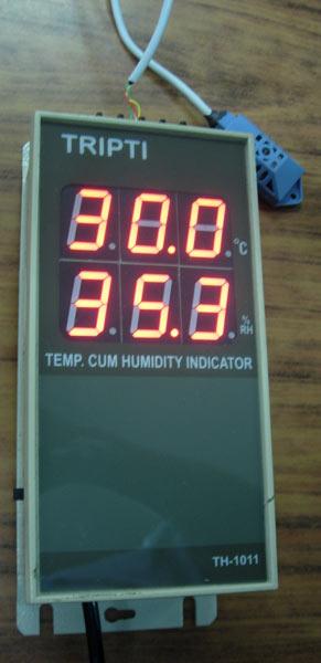 Temperature & Humidity Indicators