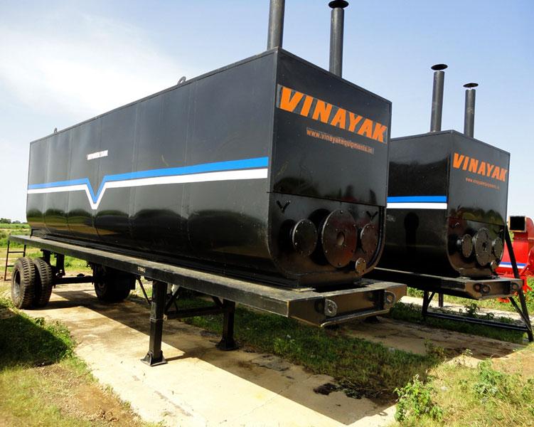 Asphalt (Bitumen) Tank